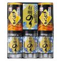 【送料無料】永谷園 松茸風味お吸い物と有明のり詰合せ No.25