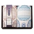 極選魔法の糸×オーガニック プレミアム五重織ガーゼ毛布2P No.300