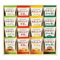 フリーズドライ「お味噌汁・スープ詰合せ」 No.40