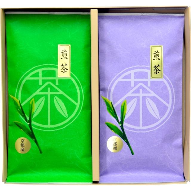 【一括お届け】京都産宇治茶詰合せ B6055-517