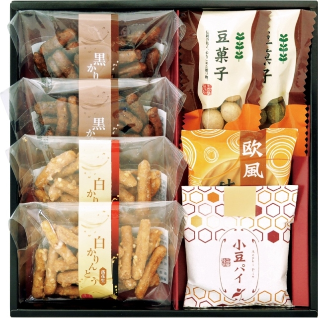 【一括お届け】和楓(wafu・u)和菓子詰合せギフト B6055-587