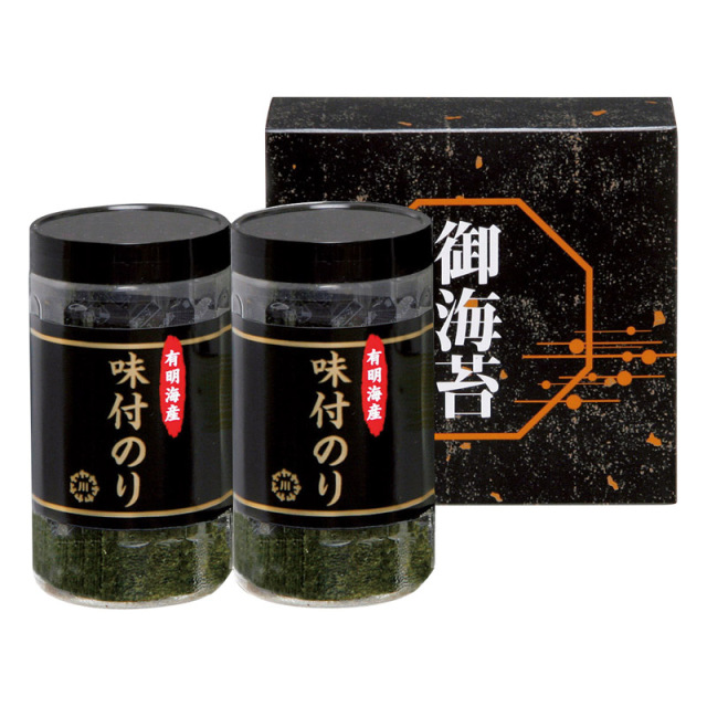 【一括お届け】有明海産味付のり H6005-9