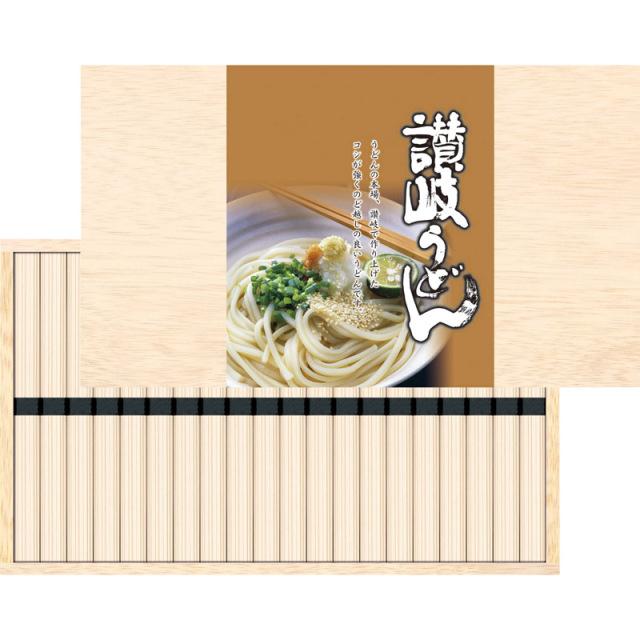 【送料無料】讃岐うどん H6058-9