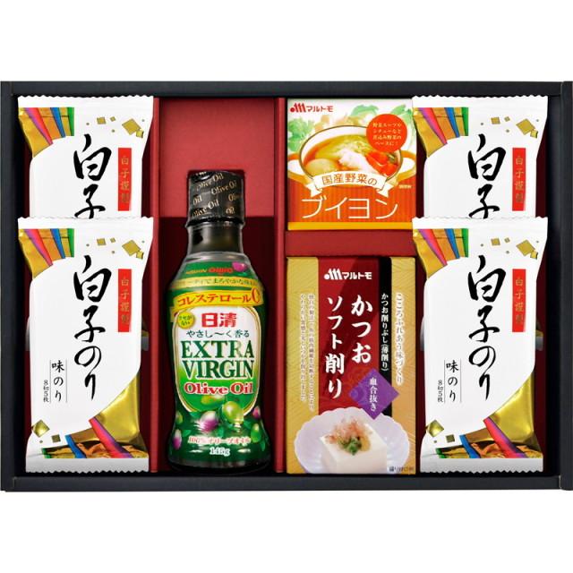 【送料無料】日清オリーブオイル詰合せギフト L5104-525