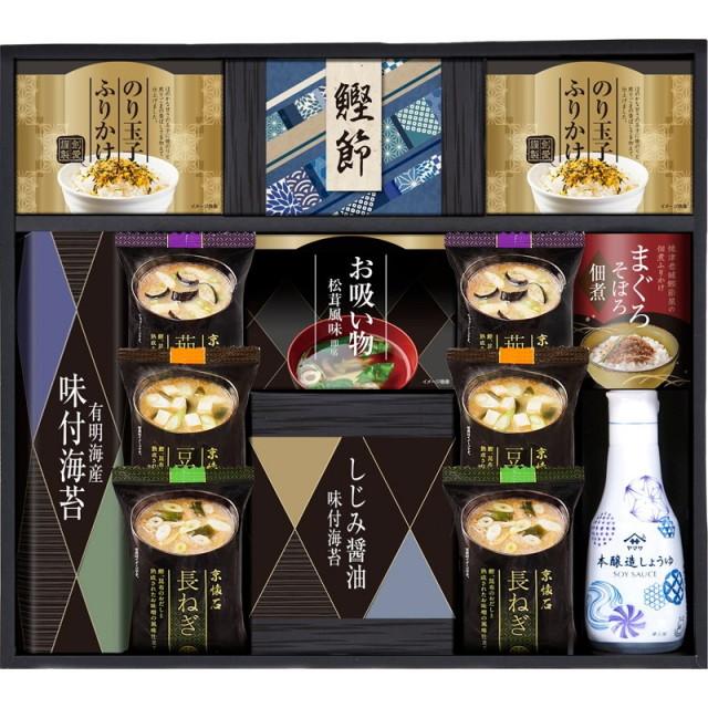 【送料無料】マルコメフリーズドライみそ汁&食卓詰合せ L5126-559