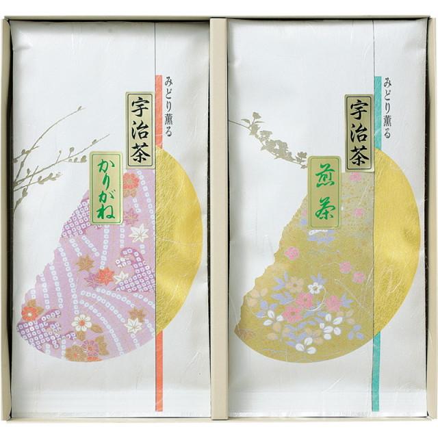 【一括お届け】宇治茶詰合せ(伝承銘茶) L5133-525