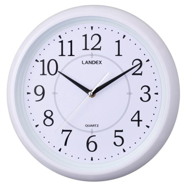 【送料無料】シンプル掛時計 L5179-566