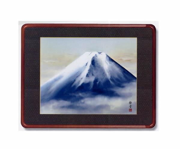 額 霊峰富士