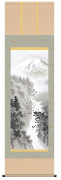 b9-101 富士山水 戸塚翠漣