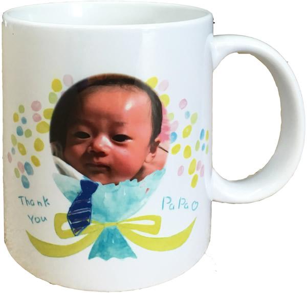 父の日マグカップ