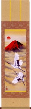 赤富士飛翔 瀬田功舟