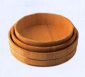 表装道具 木製糊桶
