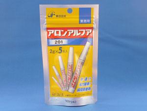 (税別)813円!東亞合成 アロンアルファ 201 10g(2g×5本)