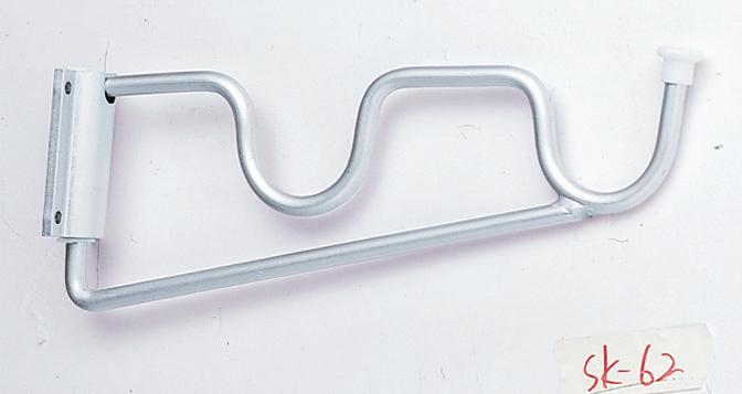 バルコニー物干し金物(横収納型)2個セット SK-62