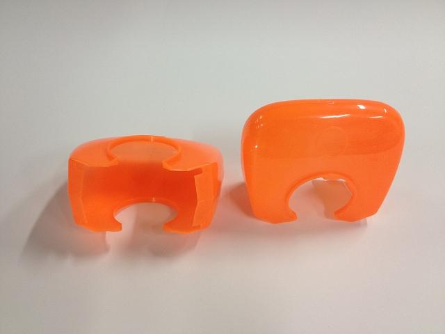 ハードカバー オレンジ