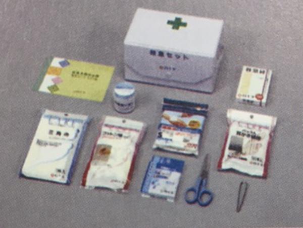 救急セットBOX型[BSTS4051]
