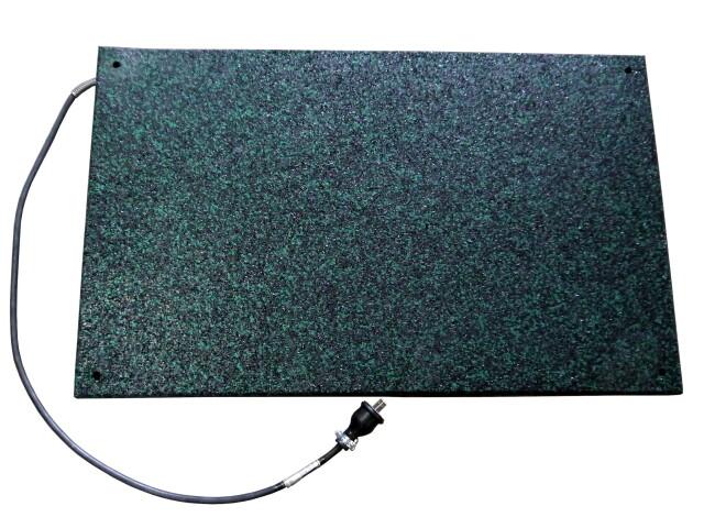 ハート融雪マット M15008  20t×500w×800L