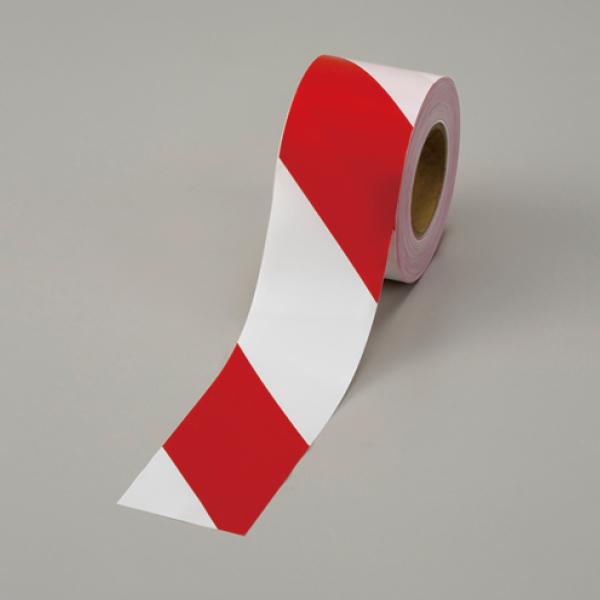374-113 ストライプテープ 赤/白