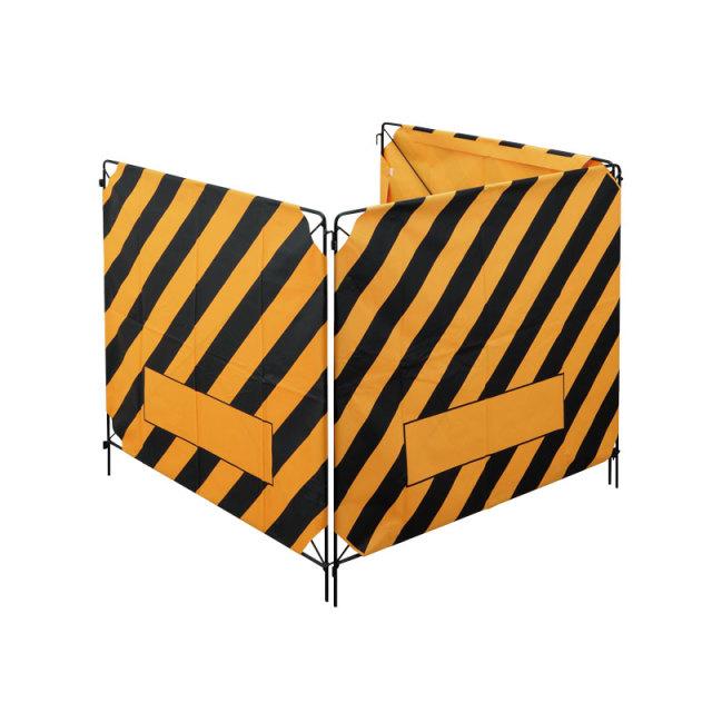 マンホール屏風 3面タイプ(383-92)