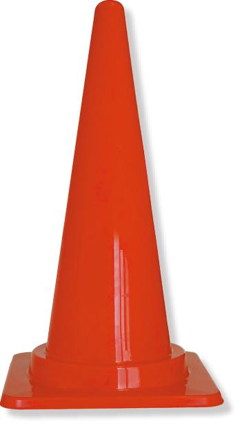 385-100 フレックスコーン 赤 H700