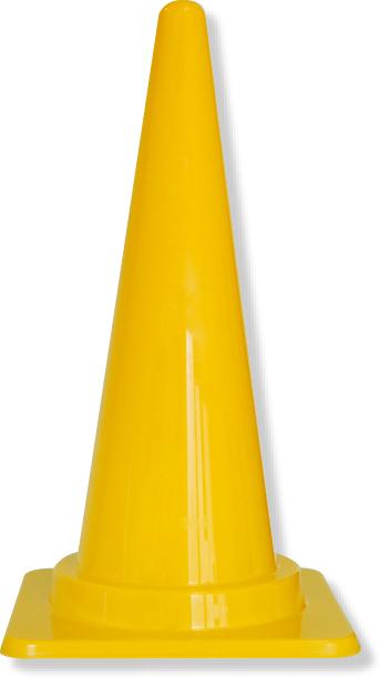 385-101 フレックスコーン 黄 H700