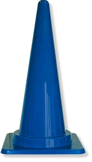 385-103 フレックスコーン 青 H700
