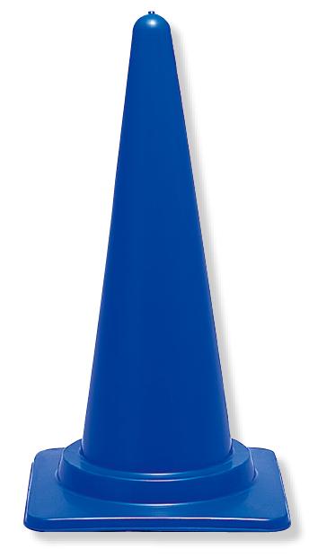 385-17 レインボーコーン(青)