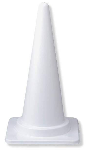 385-18 白コーン H700