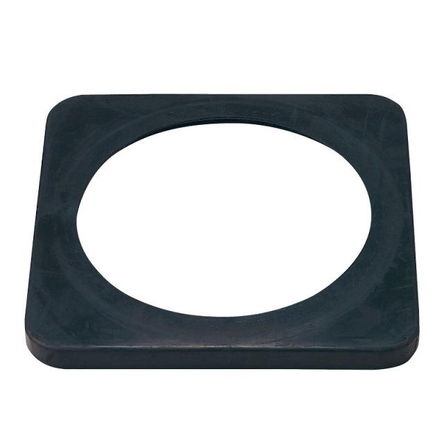 コーンウェイト(700mmH用) 黒 (385-41)