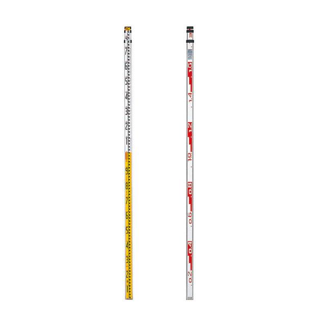 アルミスタッフ 5m 5段伸縮 (388-61)
