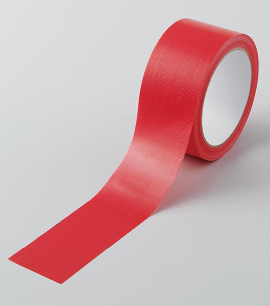 486-443 養生テープ 赤