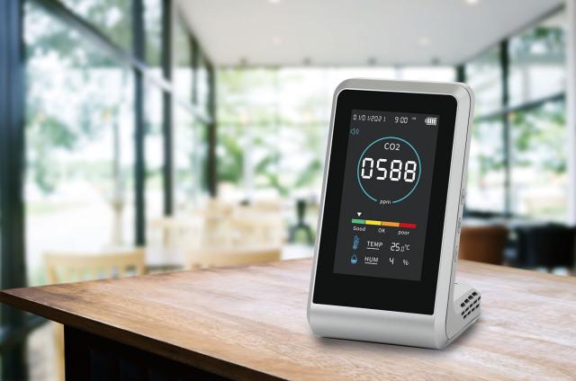 【法人・個人事業主様限定】 CO2モニター3R-COTH01 51902