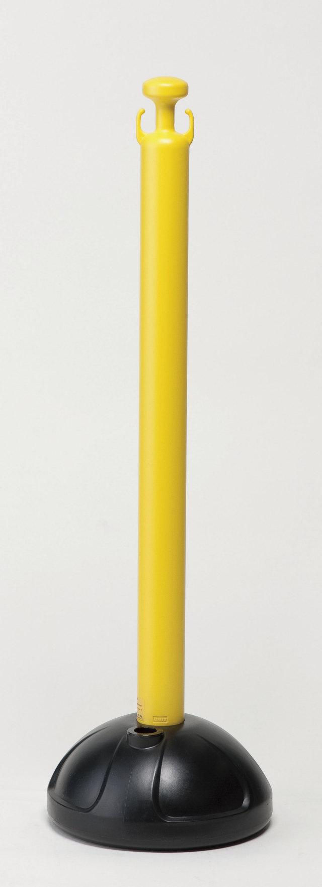 ロープスタンド黄
