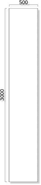 957-101 ◎アドフラットホワイトパネルのみ3M
