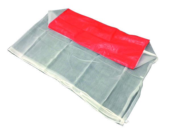 エアコン室外機養生カバー