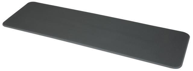足腰マット ラウンドコーナータイプ 450×1500 グレー