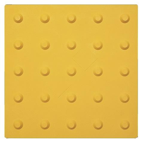 ハイブリッド点字パネル ポイントタイプ(300角)