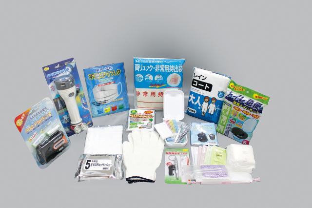 【法人・個人事業主様限定】エマージェンシーキット 女性向けセット