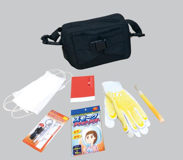 【法人・個人事業主様限定】避難バッグセット