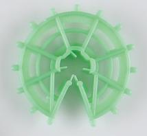 スペーサー ドーナツ型 D10-13x30 緑