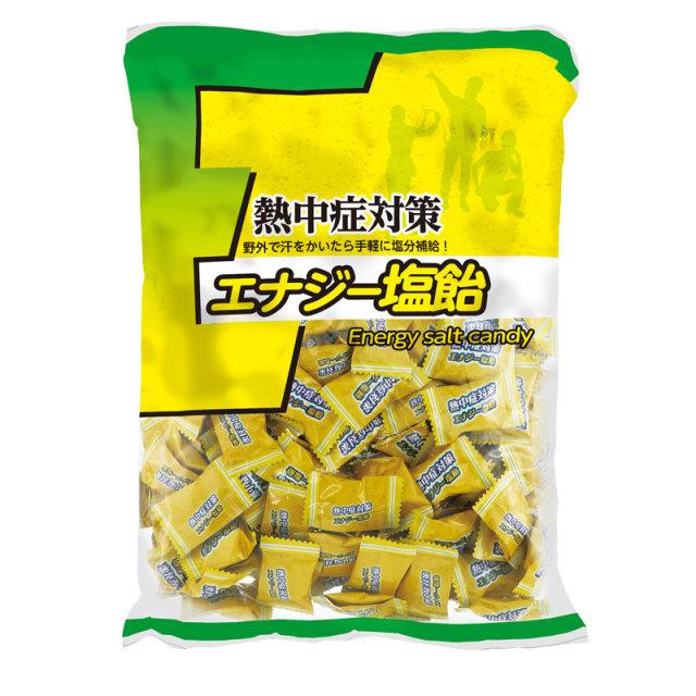 【8/17以降出荷】HO-338 エナジー塩飴