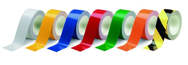 ビバスーパーラインテープ 50mm×20m 白 LTS50 KS-BSLT-10