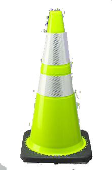 レボリューションコーンRS70032黄緑