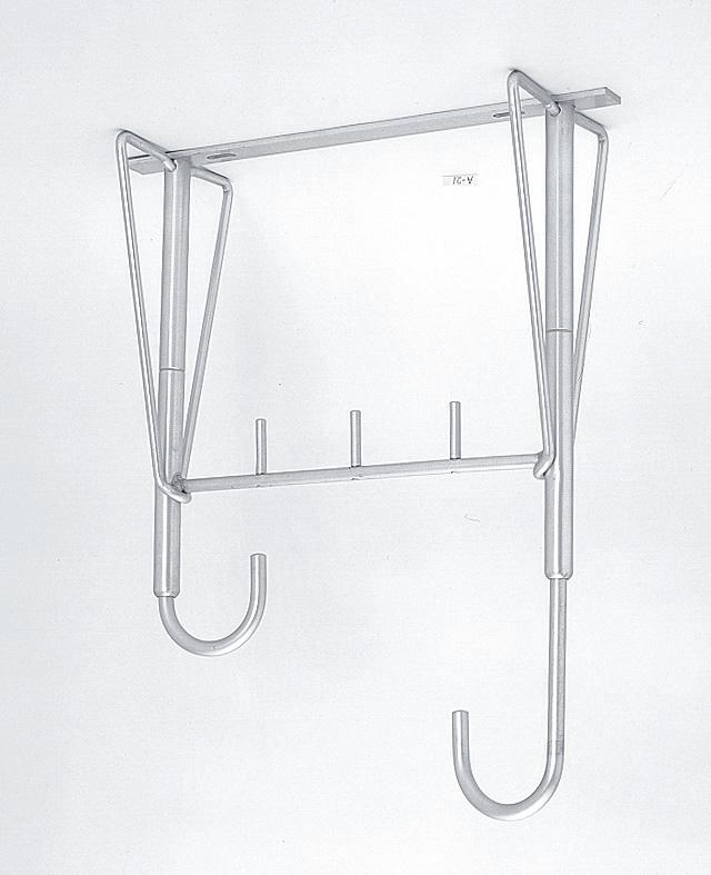 バルコニー物干金物(自在・静音型)2個セット SK-4164A