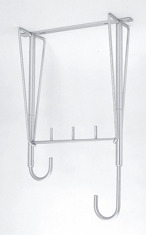 バルコニー物干金物(自在・静音型)2個セット SK-4178A