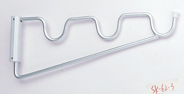 バルコニー物干し金物(横収納型)2個セット SK-62-3