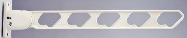 ラチェット式物干金物(窓壁用・下可動型)2個セット SK-66RD