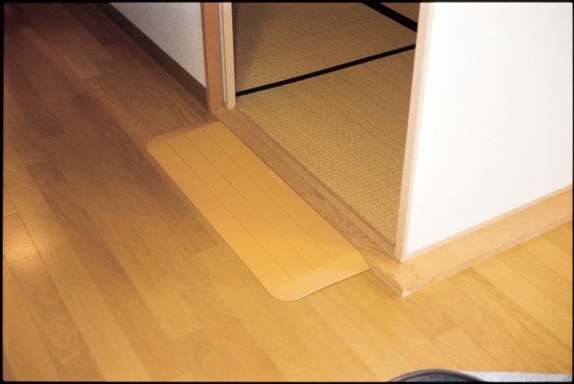 アシストスロープ(段差補助プレート)