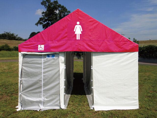 みんなでトイレ  女性7人組用  トイレセット3日込み TO-LS