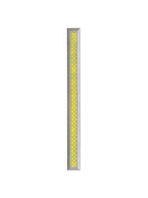 ナビライン UY952-01-696 ステンレスヘアライン 蓄光 イエロー